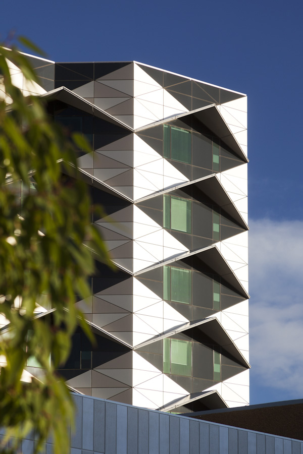 Fiona Stanley Hospital Interpon Powder Coatings