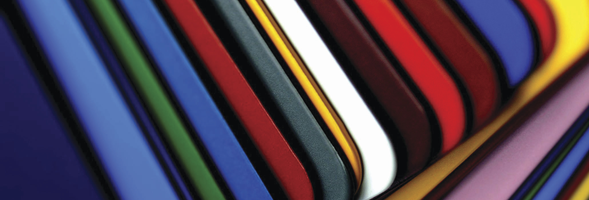 Interpon Powder Coatings - Colors